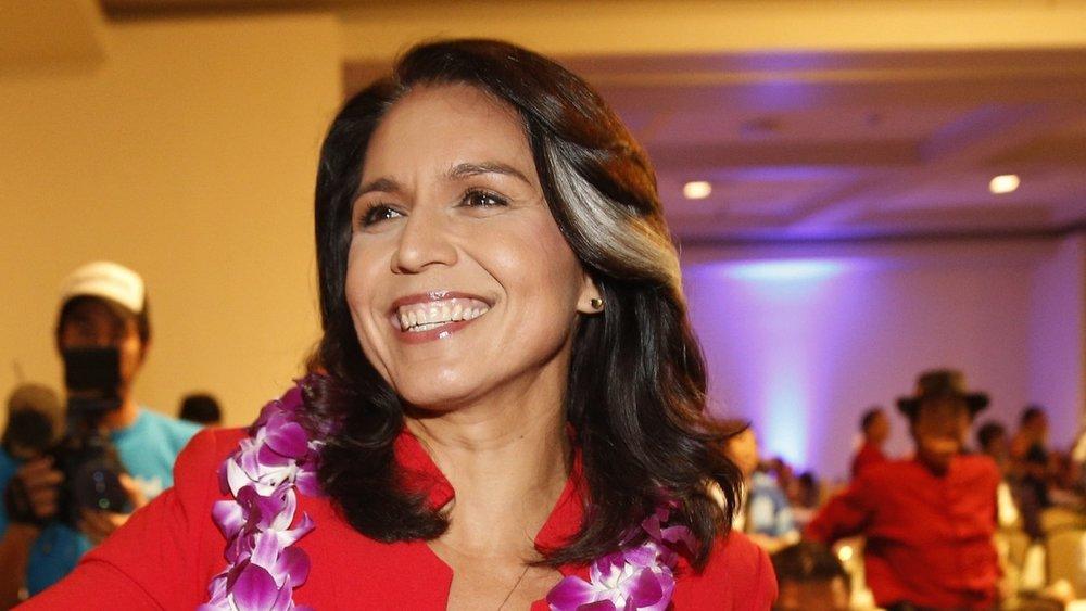Tulsi Gabbard (D) - Tulsi Gabbard has served as a United States House Representative of HI-02 since 2013.