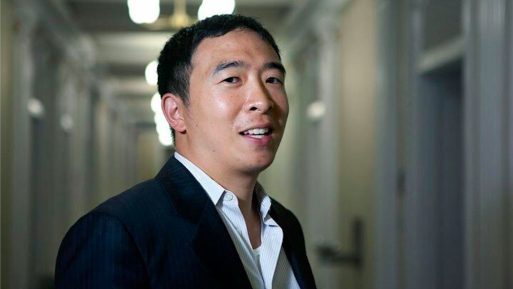Andrew Yang (D) - Andrew Yang is an entrepreneur and founder of the nonprofit Venture for America.