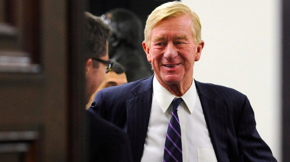 Bill Weld (R) - (Exploratory committee)Bill Weld served as the Governor of Massachusetts from 1991-1997.
