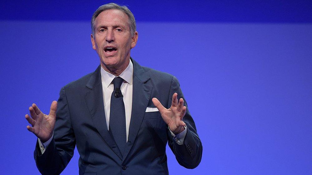 Howard Schultz (I) - Howard Schultz is entrepreneur.