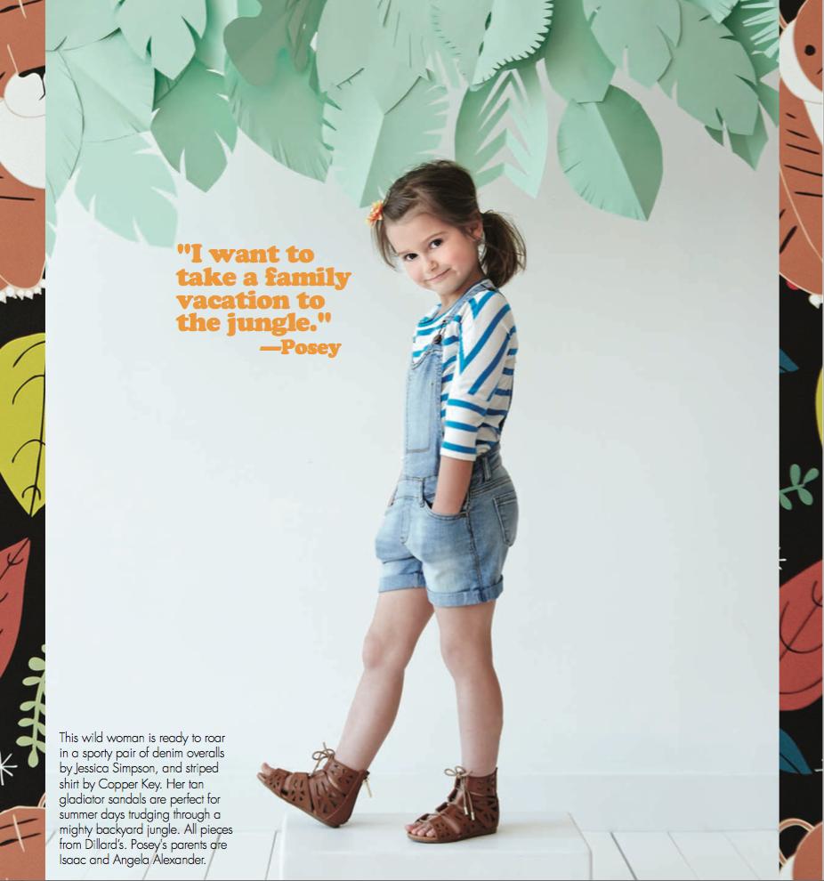 Savvy Summer Kid Style