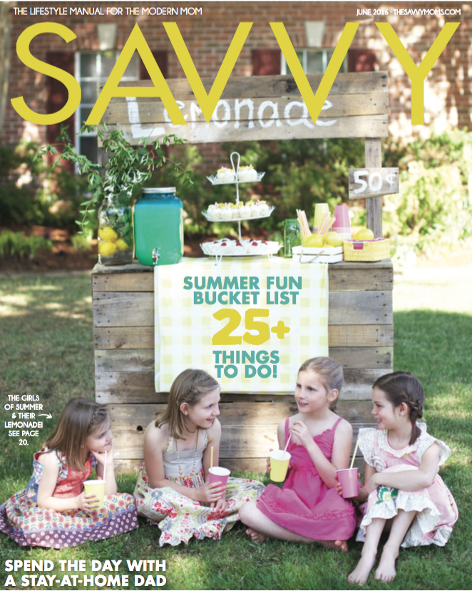 June | SAVVY