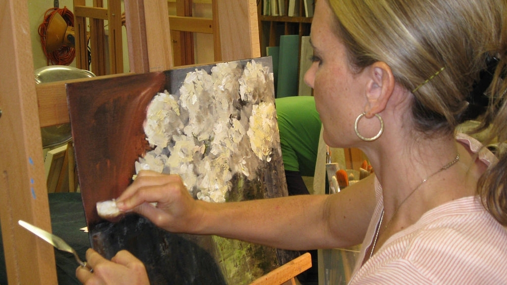 Adult art classes