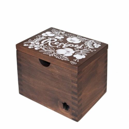 Rifle Recipe Box