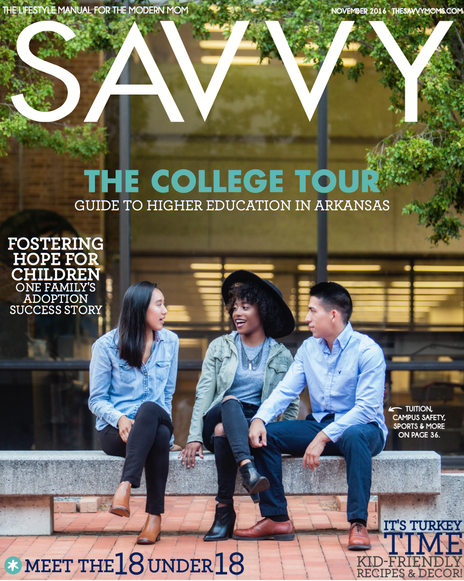 SAVVY | November 2016