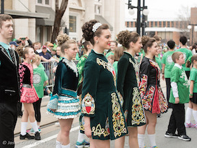 Irish Parade Little Rock