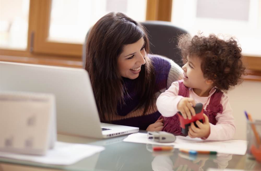 Best jobs for moms