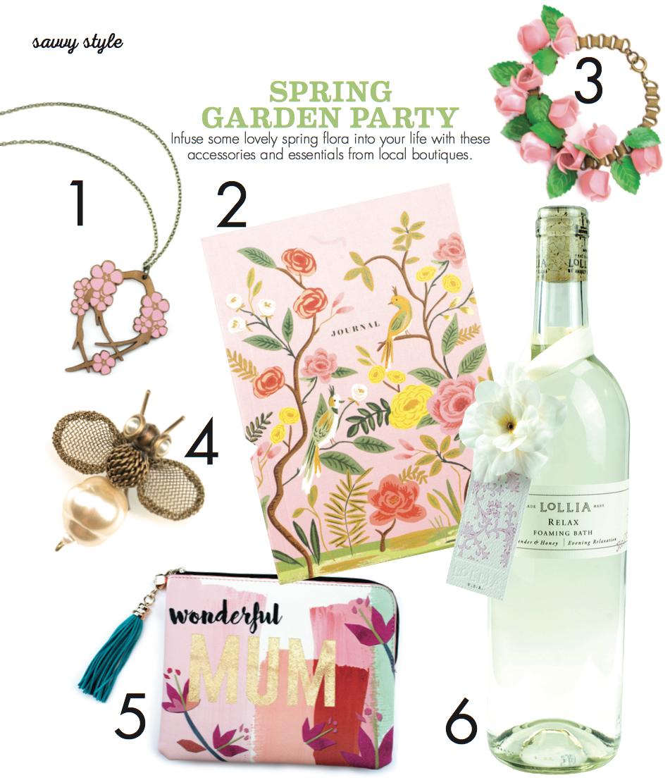 Spring Garden Party Style