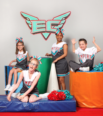 Empire Cheerleading