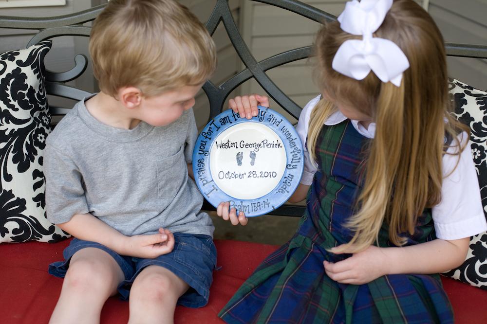 Mamie's Poppy Plates