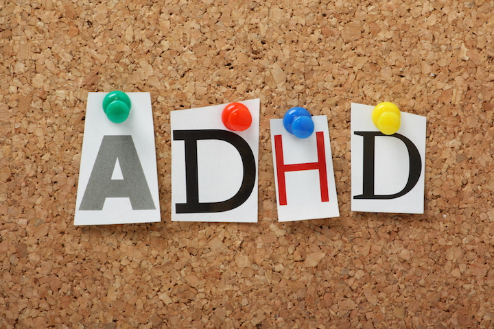 Focusing on childhood ADHD