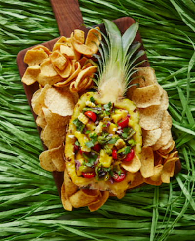 Pineapple Shishito Salsa Recipe