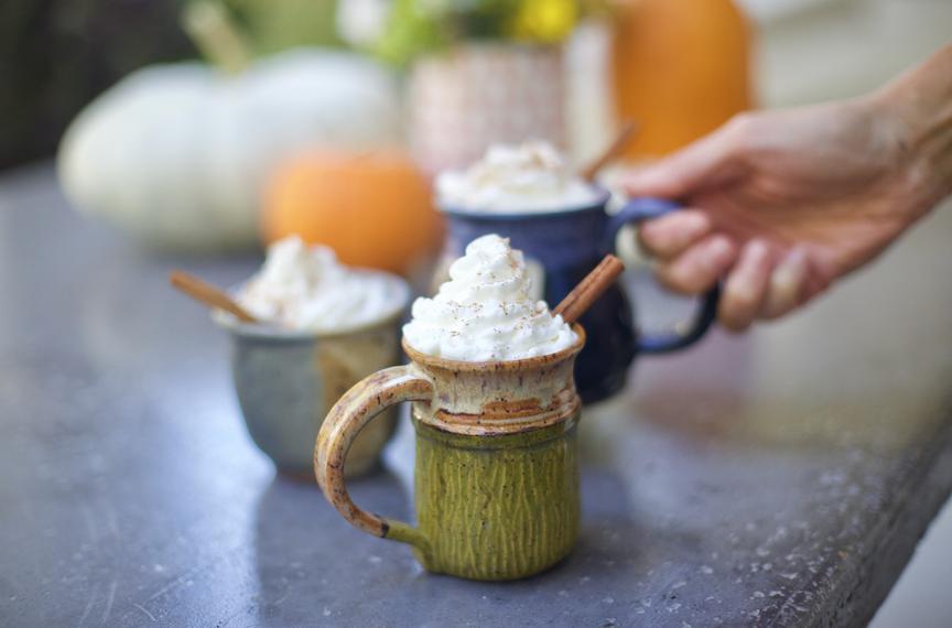 Pumpkin Chai Tea Latte recipe