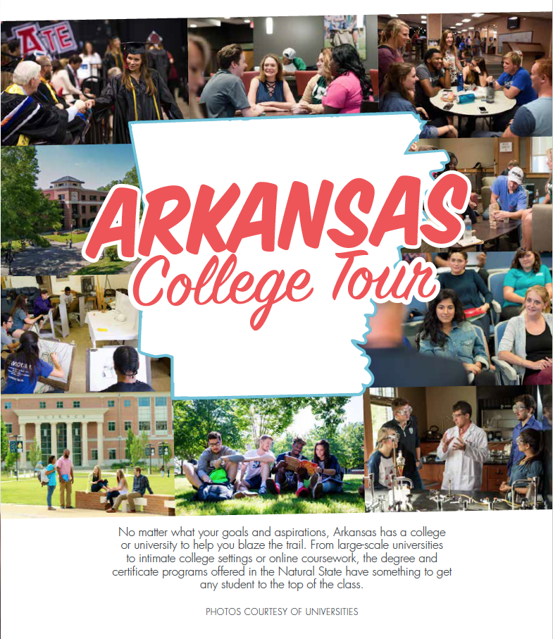 Arkansas College Tour