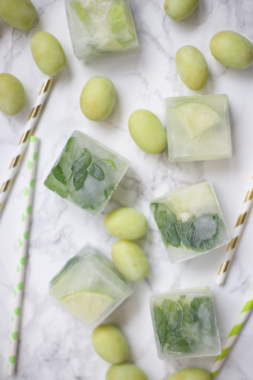 Green Ice St. Patrick's Day recipe