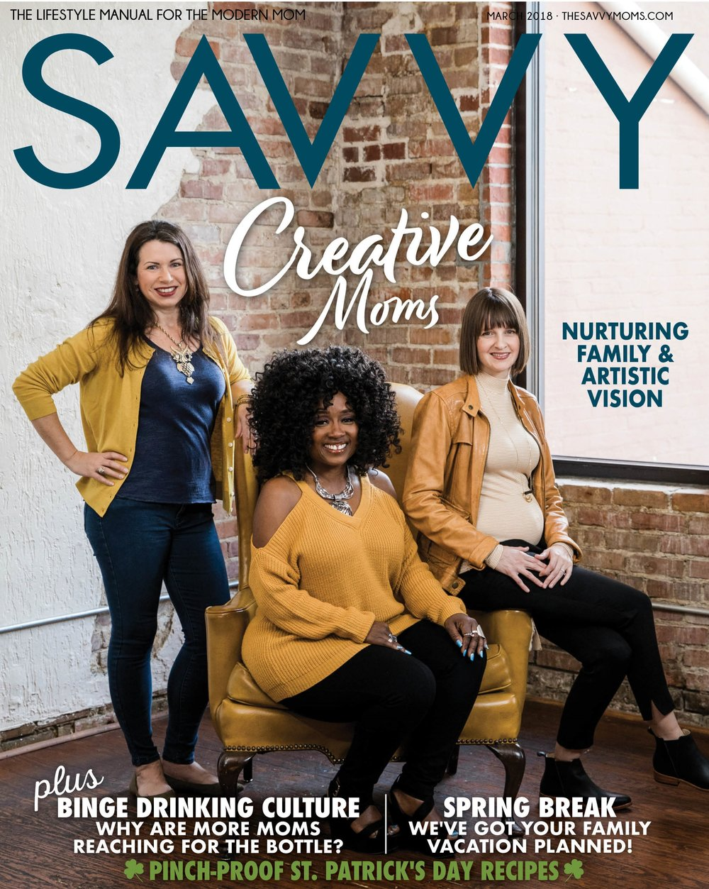 Savvy March 2018