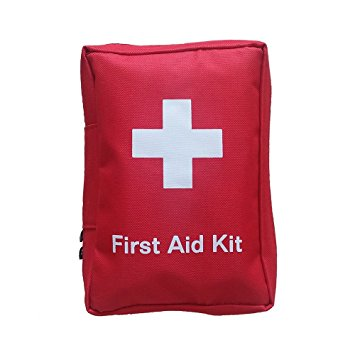 Pack an emergency kit, such as Band-Aids, sunscreen, Tylenol and other medication that kids might need.