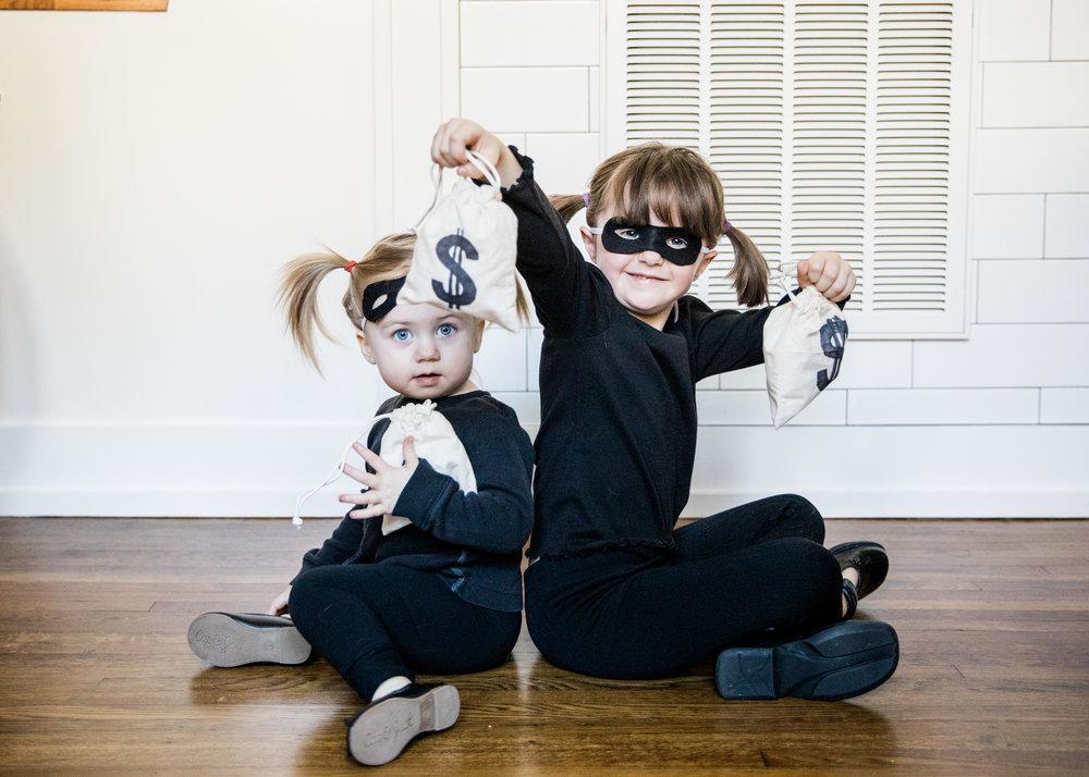 Thrifty Halloween Costumes