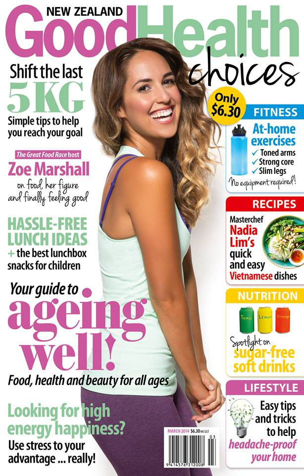 Good Health NZ - March 2014 issue