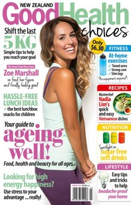 ZoeMarshall- Good Health March 2014