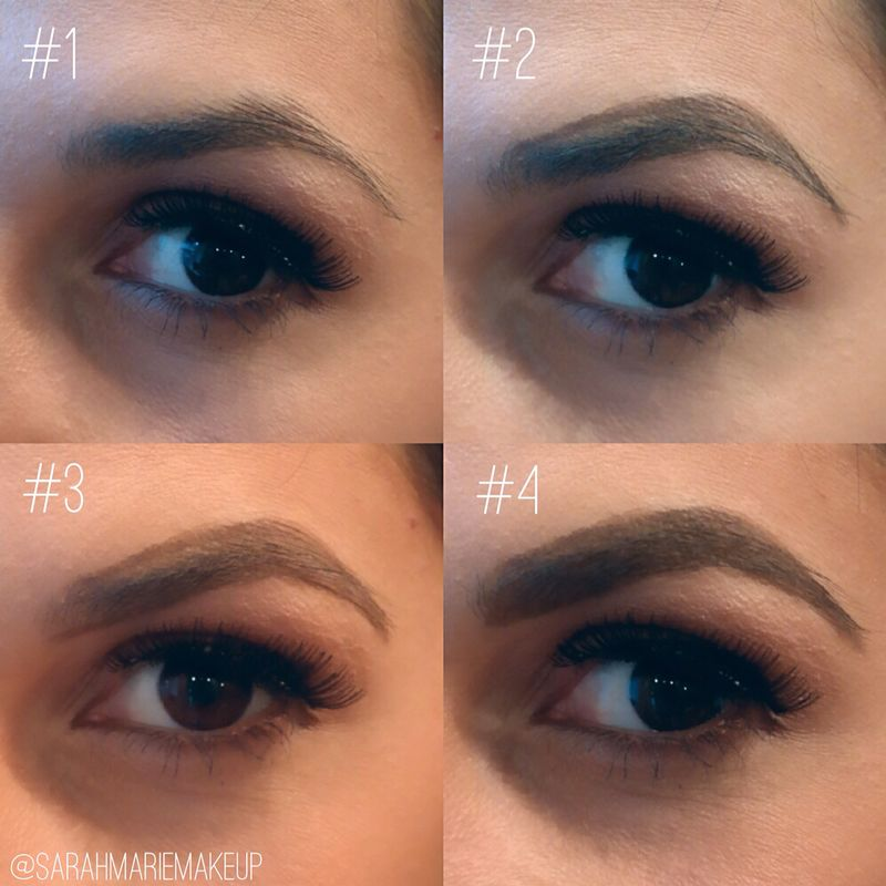 How To Fill In Your Eyebrows Zoe Marshall