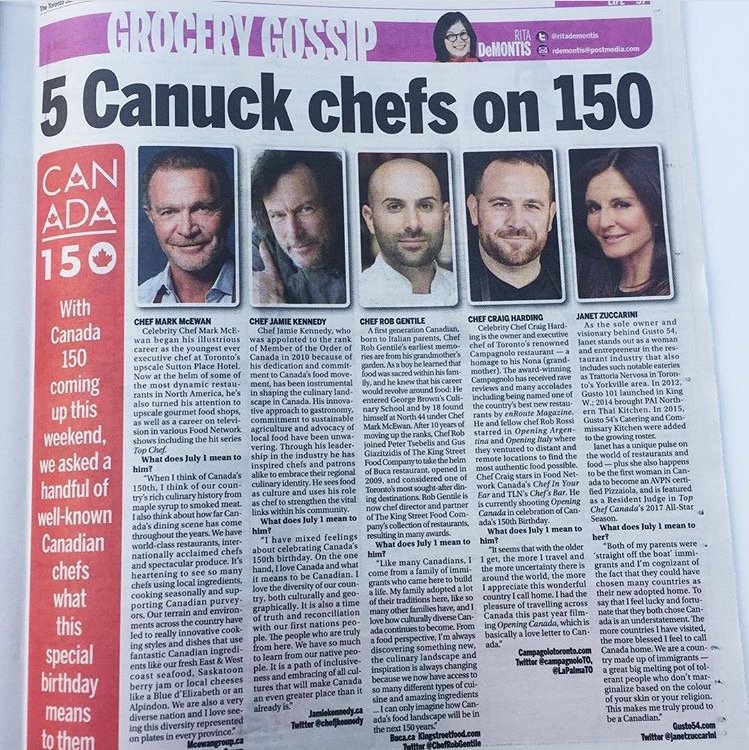06_28_17_Toronto Sun_5 Canuck chefs on 150.jpg