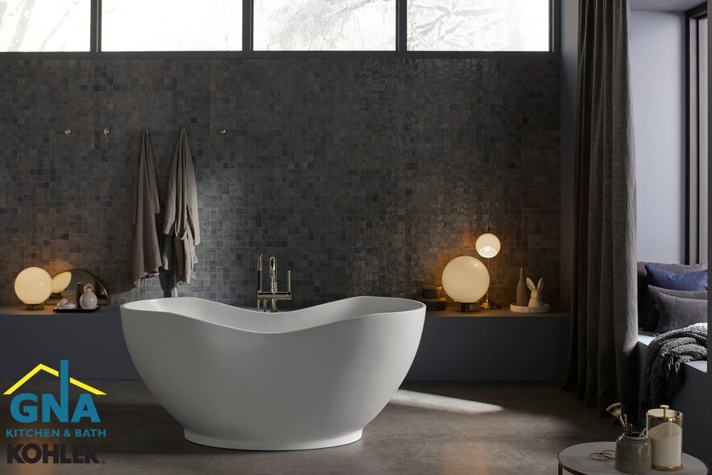 gna kitchen and bath kohler tub
