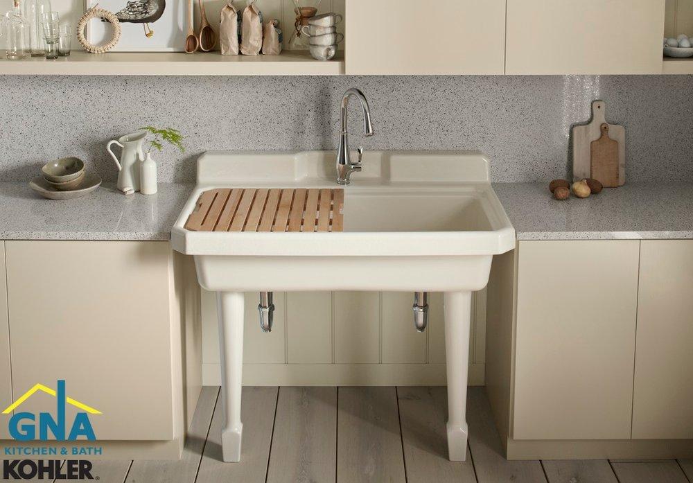 Kohler's Eastern Mist Kitchen GNA kitchen & bath