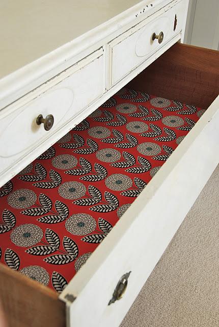 Fabric Drawers