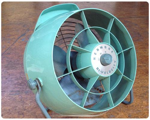 Mint fan