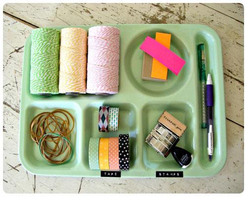 Mint tray