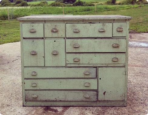 Green workbench