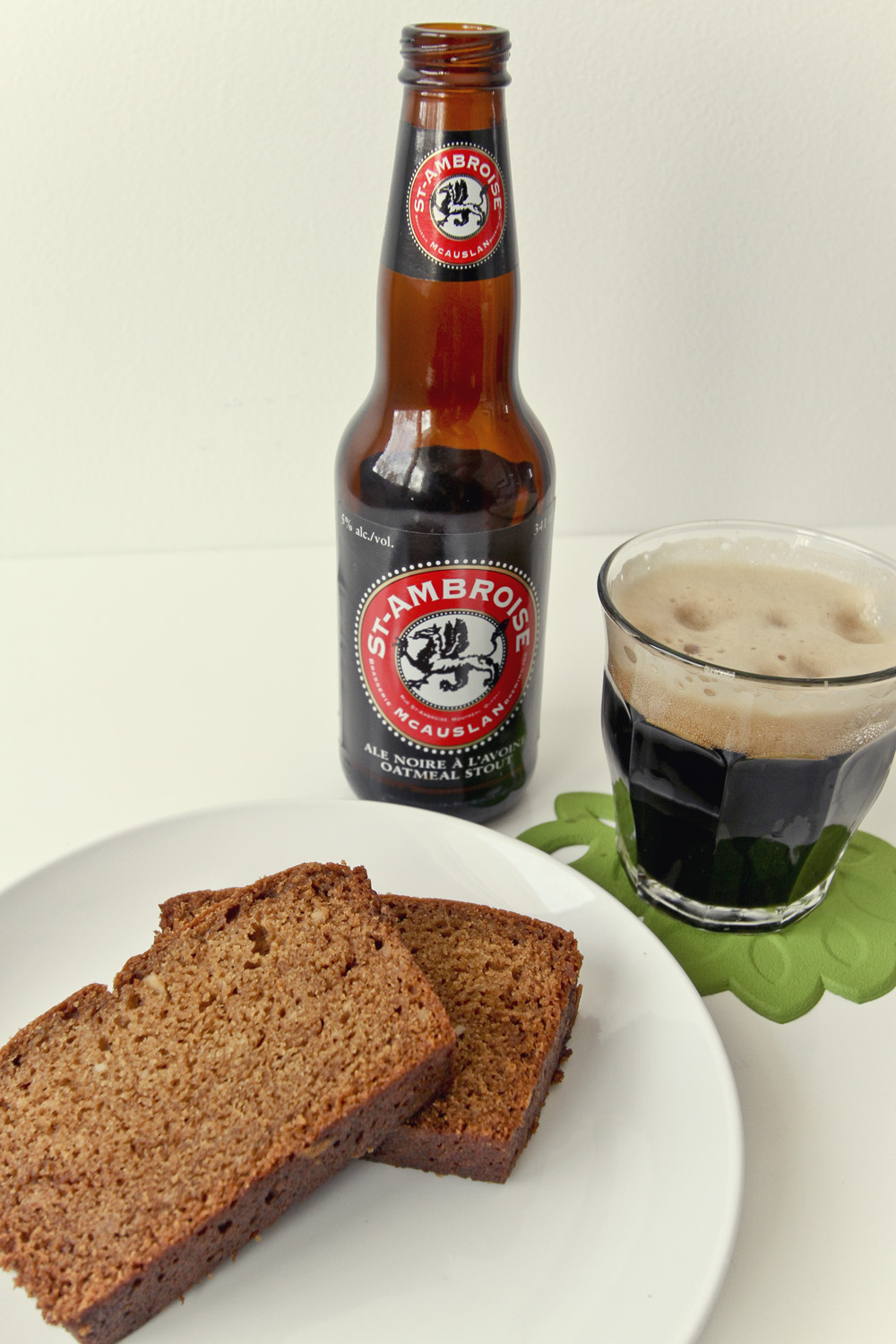 Vegan Maple Stout Bread