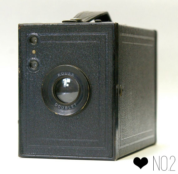 Vintage Brownie Camera Love: No.2// Thrifted