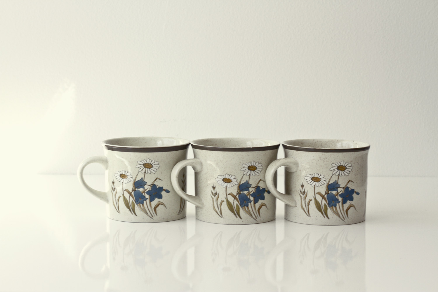 Thrift Store Finds: Royal Doulton mugs// Thrifted