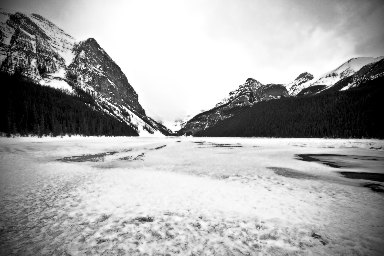 Lake Louise, Alberta 2013//Thrifted