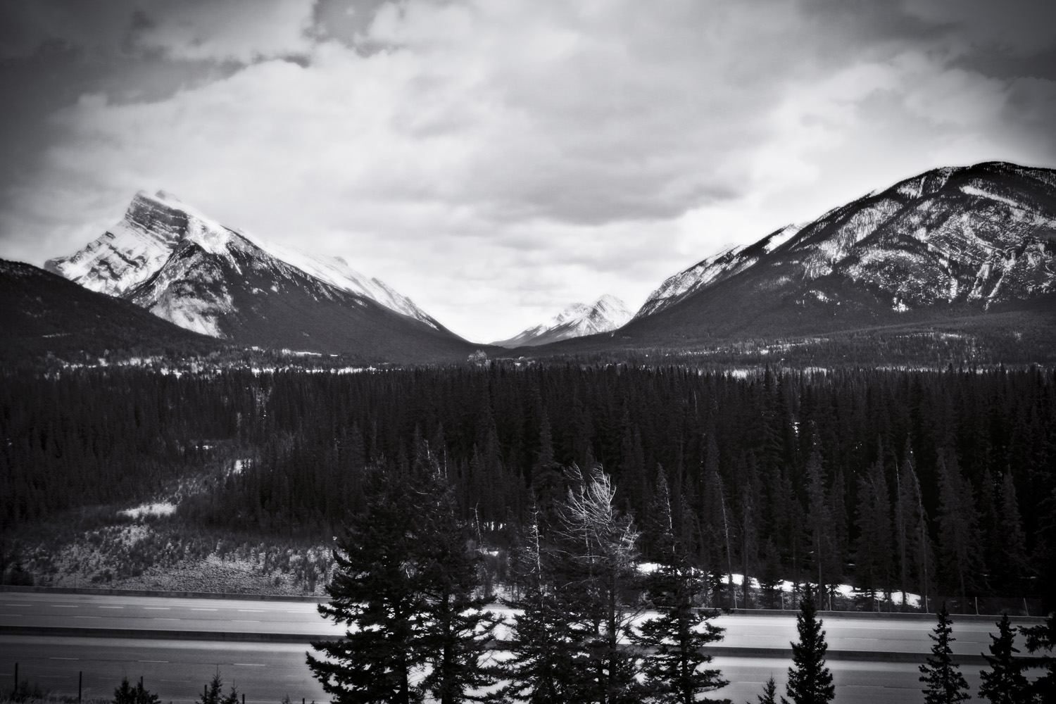 Banff, Alberta 2013//Thrifted