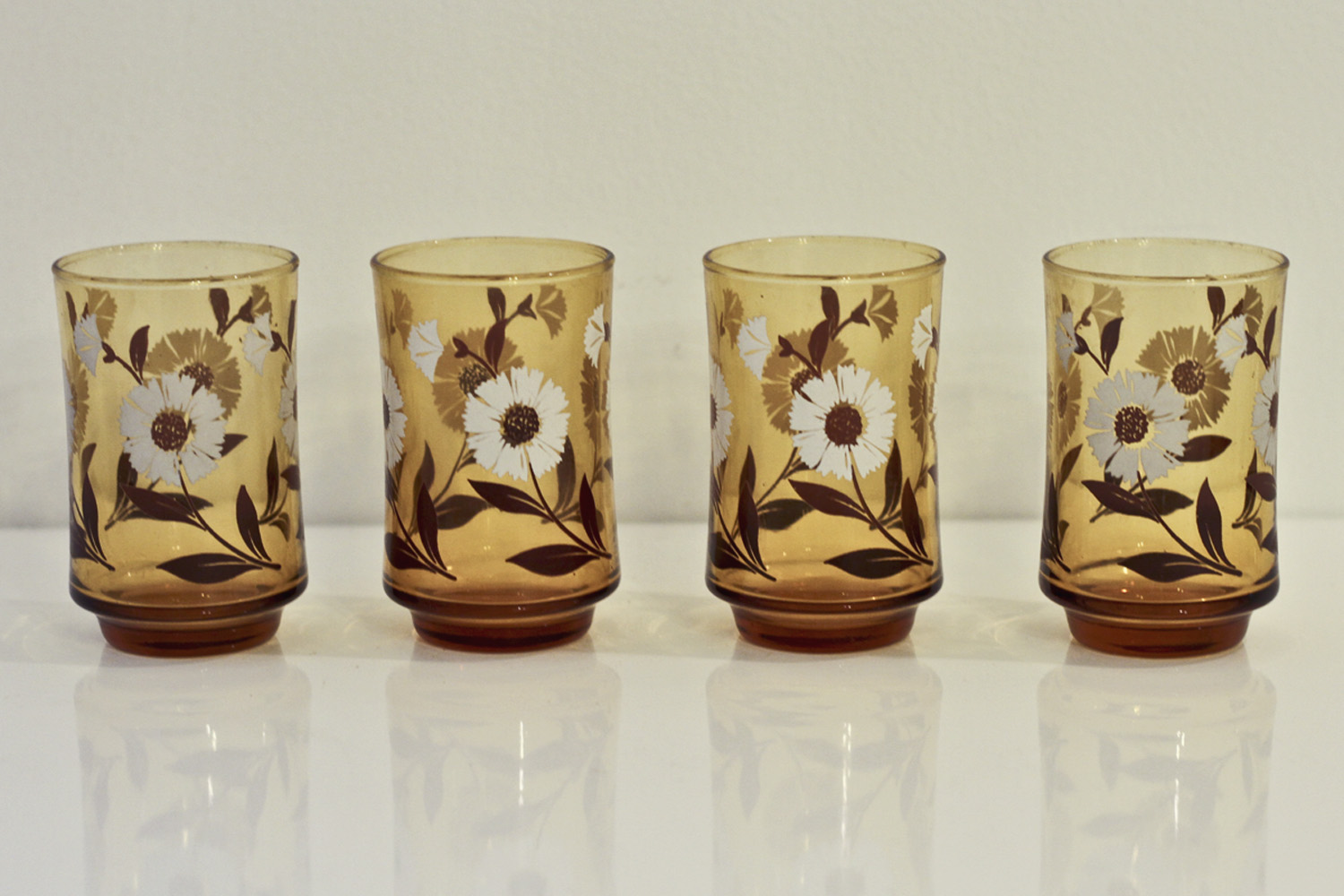 Thrift Store Finds: Vintage Glassware// Thrifted