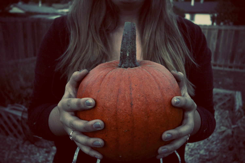 Thrifted// Vegan Pumpkin Recipes ©Allison Dragsten 2013