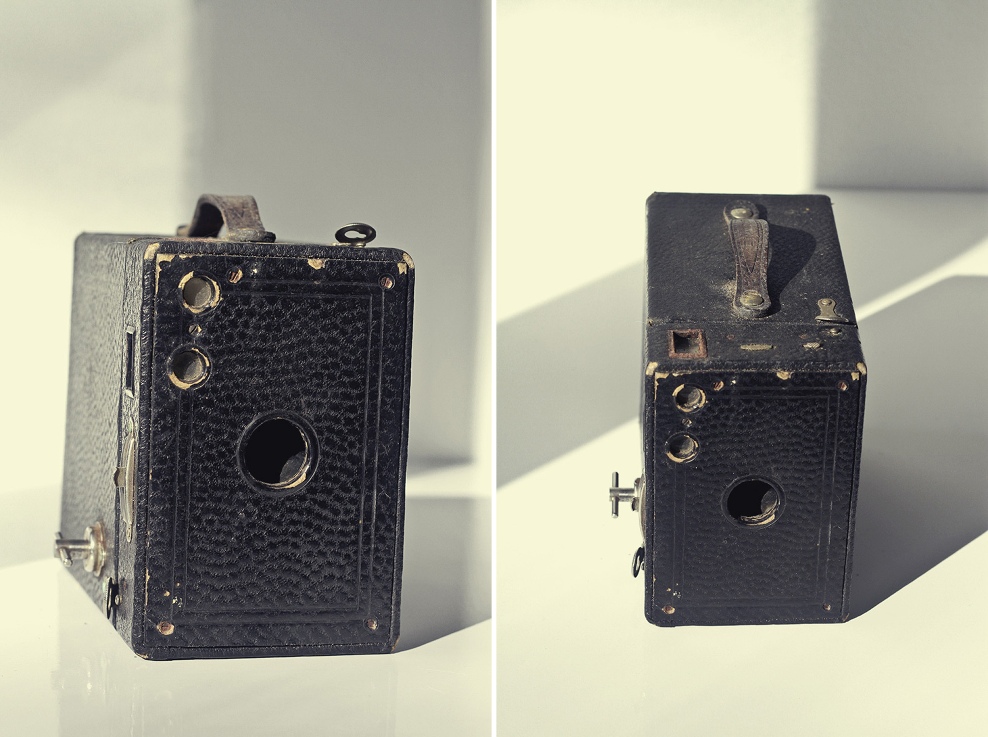THRIFTED|| My Vintage Camera Collection: The Brownies