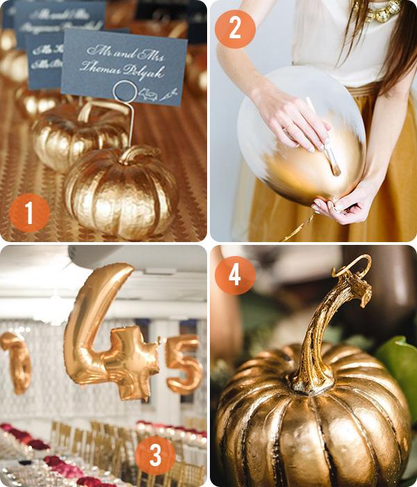 Wedding Pinspiration: Decorations//Thrifted