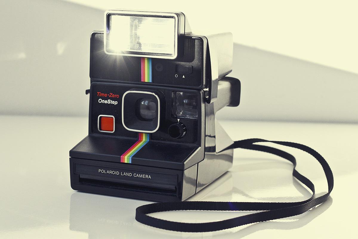 My Vintage Camera Collection: Instant Film Cameras