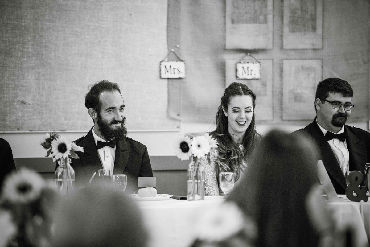 Our Wedding Part Three: The Reception// THRIFTED