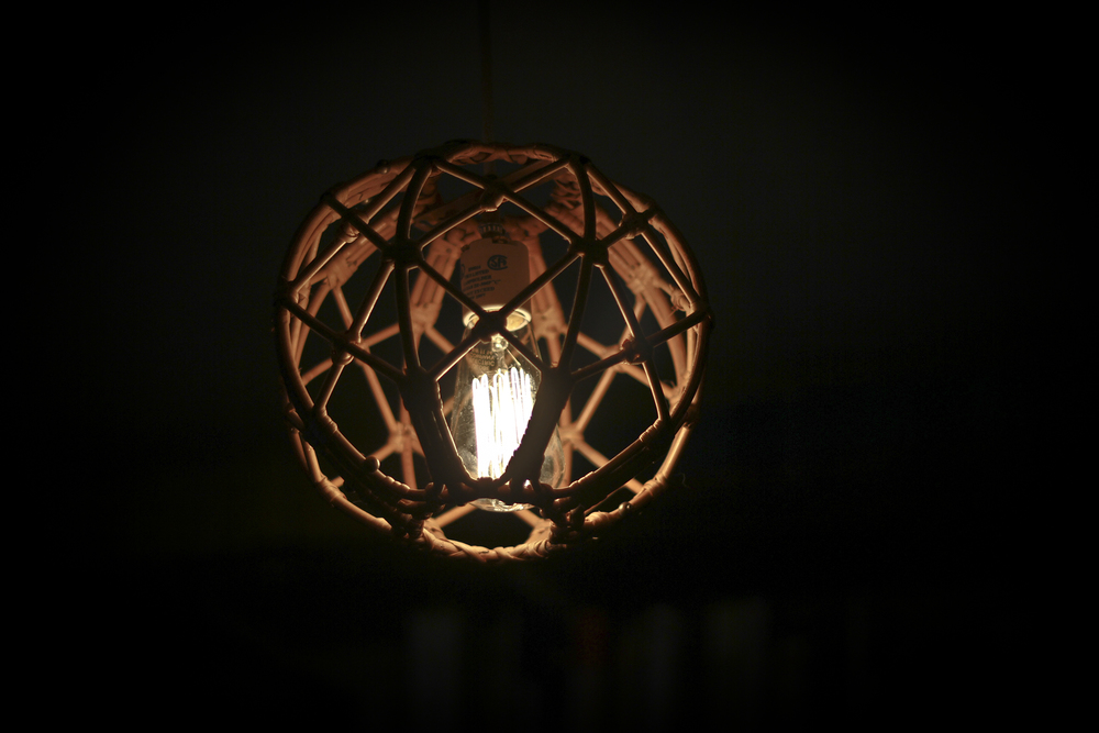 A Vintage Light DIY