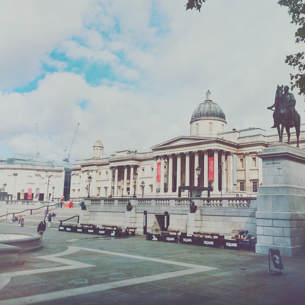Our Honeymoon Part One: London