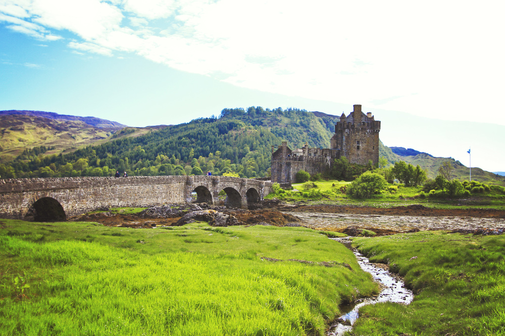 OUR HONEYMOON PART TWO: SCOTLAND