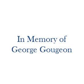 In Memory of George Gougeon