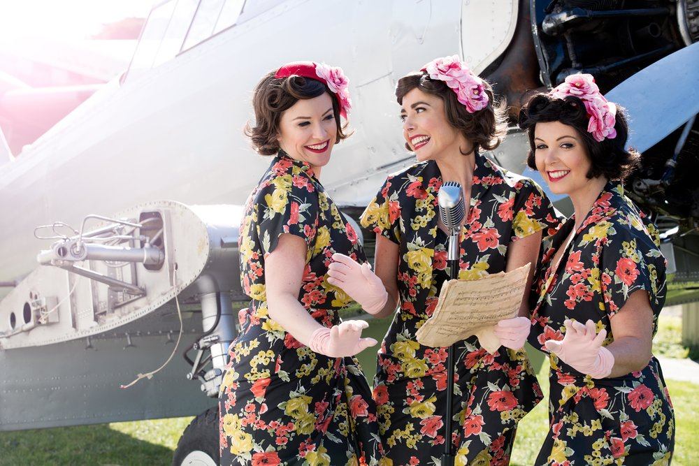 The Pacific Belles