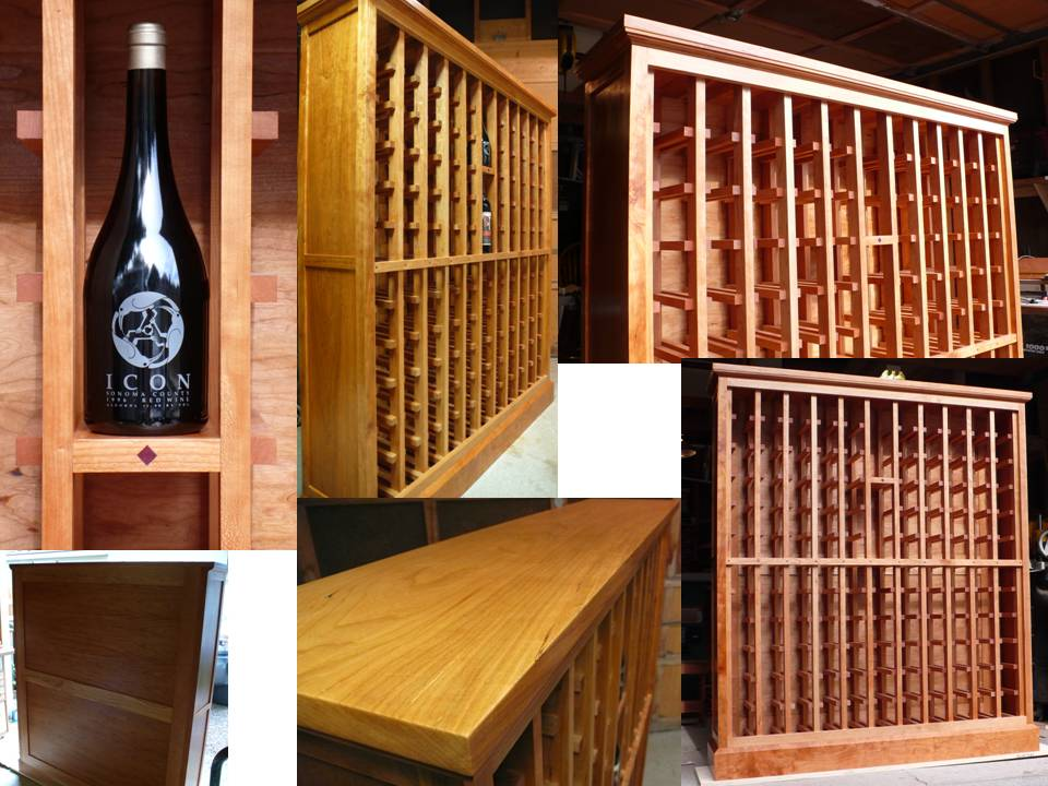 Custom Wine Cellar Storage