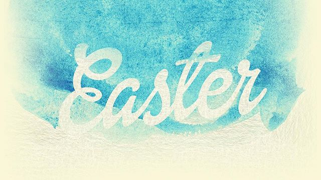 We are ready for Easter, are you?! It is going down on March 27th! We want to see you there!